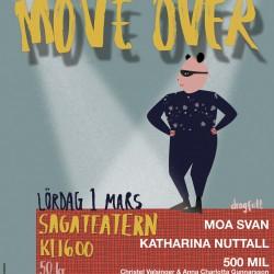 MOVE OVER mars 2014
