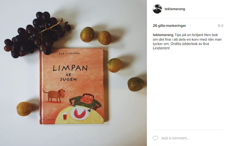 LimpanärsugenInstagram