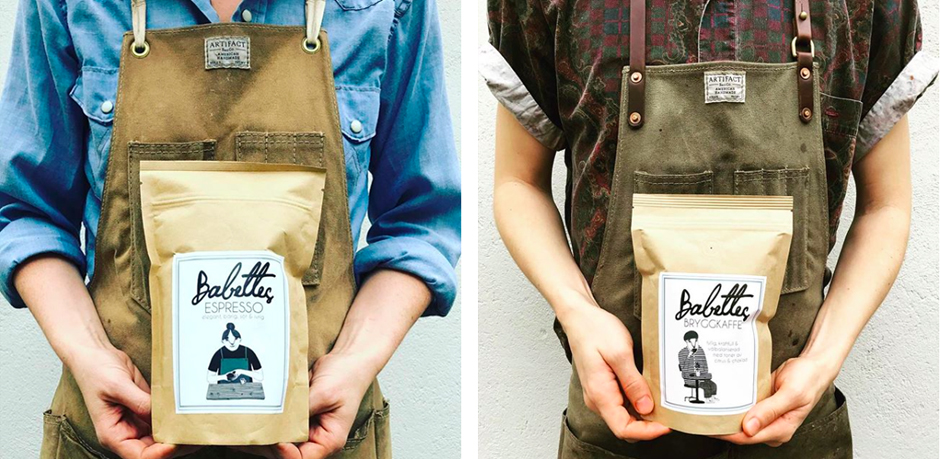 Kaffe - Babettes Kafferi