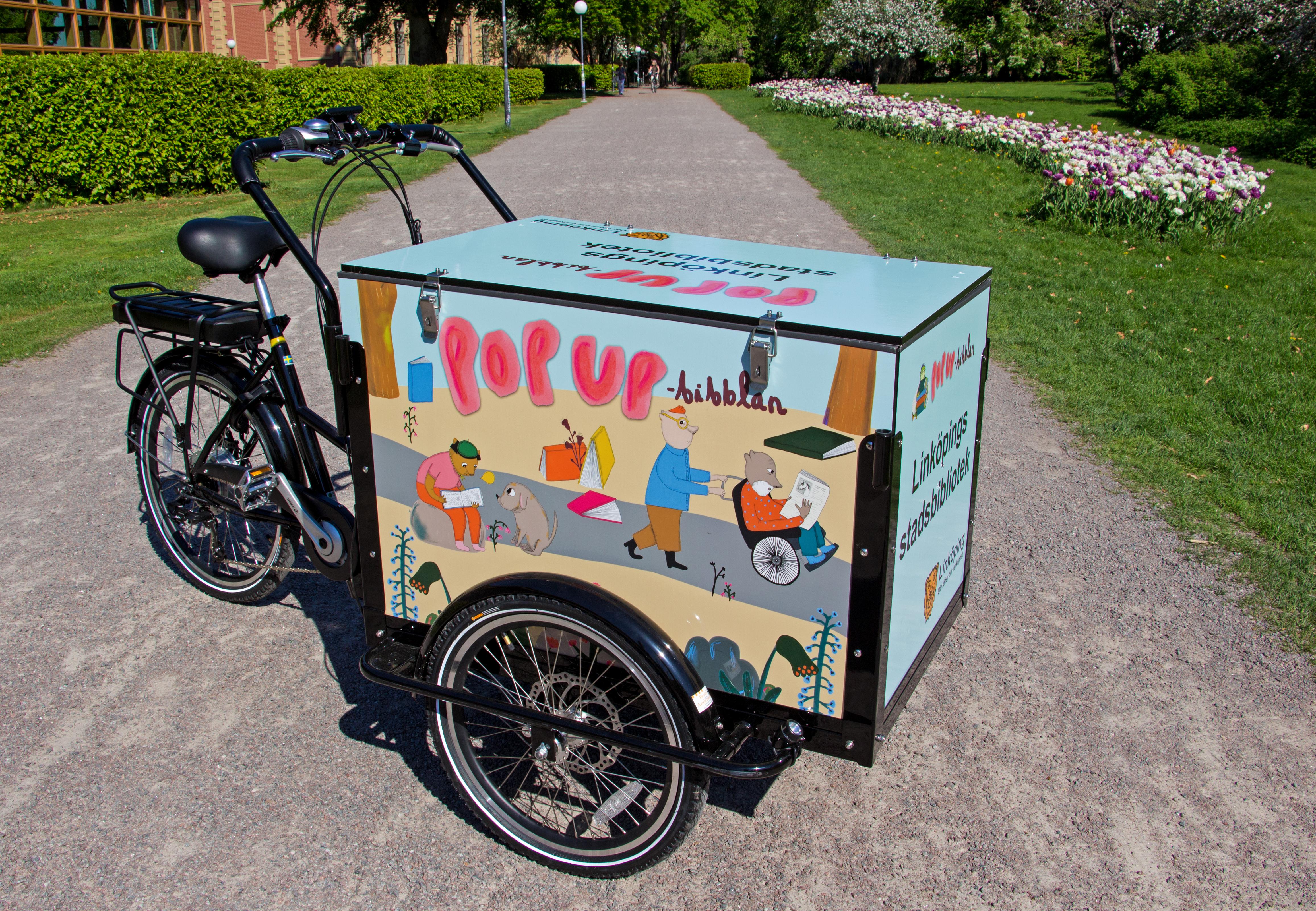 Pop up-cykel 3, Emma Håkansson
